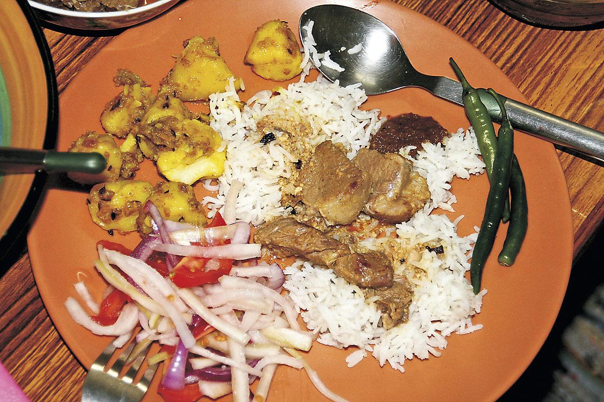 Lamm Korma