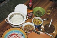 Aloo Jeera (Kartoffeln mit Kreuzkümmel nach Lhamos Art)